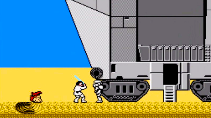 Flashback: In Defense of Namco's Bizarre 1987 'Star Wars' Game