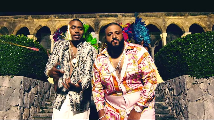 Watch DJ Khaled, Nas' Cinematic 'Nas Album Done' Video