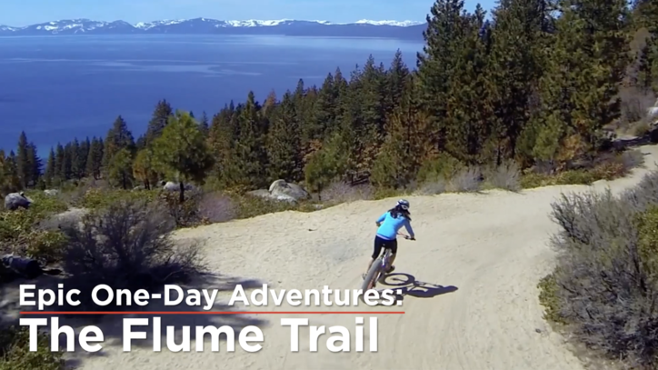 Epic One-Day Adventures: Mountain Biking on Lake Tahoe's Flume Trail (Video!)