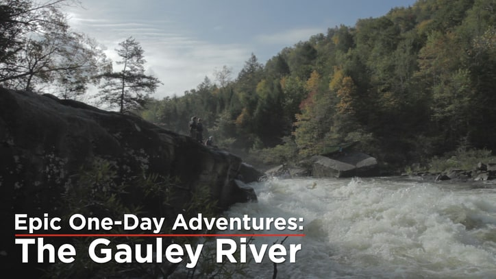 Epic One-Day Adventures: Whitewater Rafting on the Gauley River