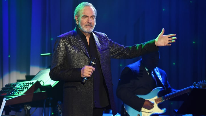 Neil Diamond: 5 Songs That Influenced Me