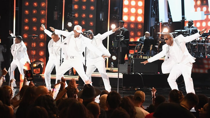 Watch New Edition's Career Retrospective at 2017 BET Awards