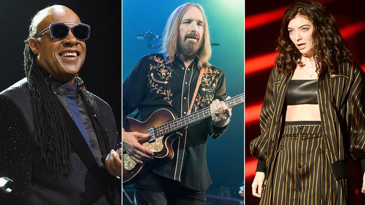 Stevie Wonder, Tom Petty, Lorde Lead New Orleans Jazz Fest