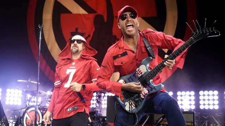 Hear Prophets of Rage's Furious New Song 'Living on the 110'