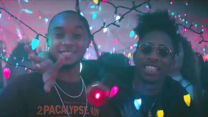 See Rae Sremmurd Throw Epic Christmas Party in 'Real Chill' Video