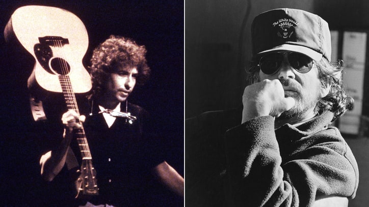 Bob Dylan, Steven Spielberg Documentaries to Premiere at New York Film Festival
