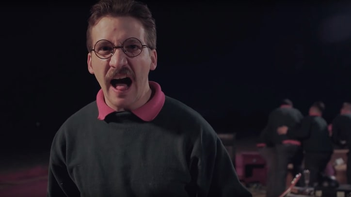 Ned Flanders-Inspired Heavy Metal Act Drops Grim First Video