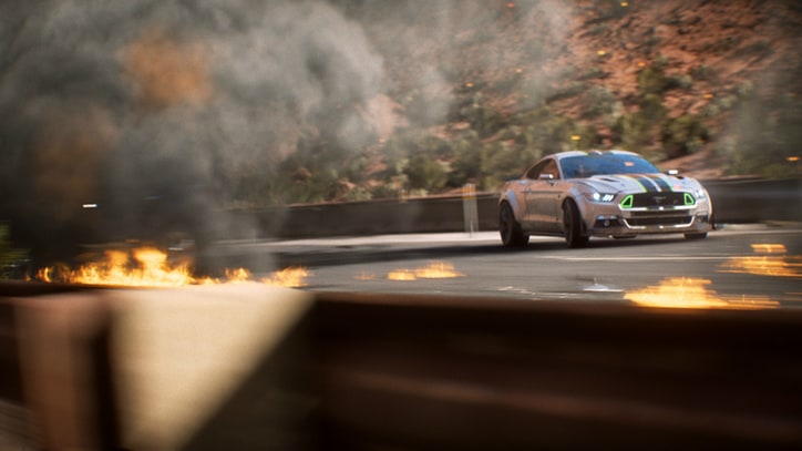 Take on Cops and a Cartel in new 'Need for Speed Payback'