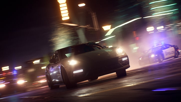 'Need for Speed Payback': Open Worlds, Loot Boxes, Benefits of Online