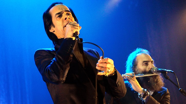 Hear Nick Cave, Warren Ellis' Ambient Song for Brad Pitt Movie 'War Machine'