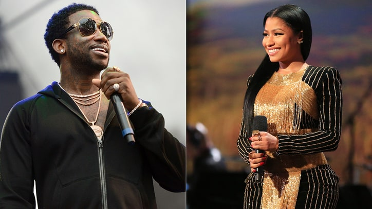 Hear Gucci Mane, Nicki Minaj Reteam for Feisty 'Make Love'