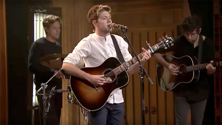 Watch One Direction's Niall Horan Perform 'This Town' on 'Fallon'
