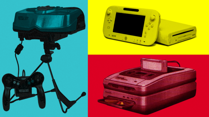 Nintendo's 7 Biggest Failures and What They Taught Us