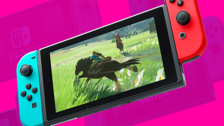 Your Nintendo Switch Questions Answered