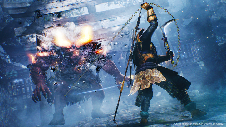 Team Ninja's 'Nioh' Is the Best Riff on 'Dark Souls' Yet