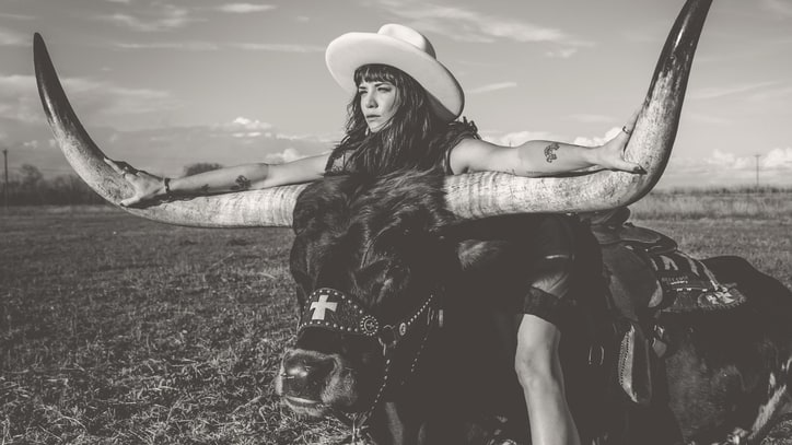 Hear Nikki Lane on How to Avoid Getting Impaled by a Texas Longhorn