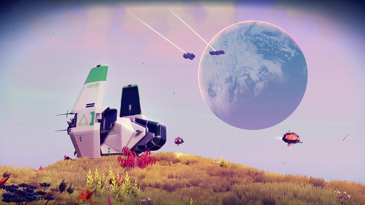 Chuck Wendig: 'No Man's Sky' Is Boring, but Maybe That Isn't a Bad Thing