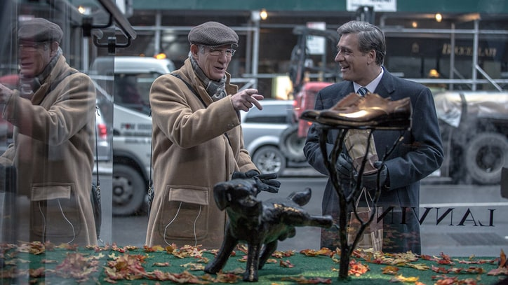 'Norman' Review: Richard Gere's Political Fixer Drama Is a Career High