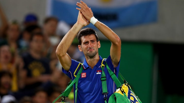 Novak Djokovic's Quest for Olympic Gold Ends Early Again