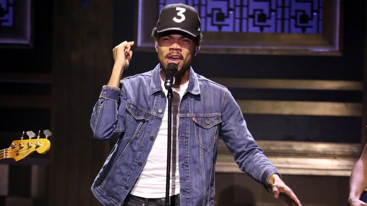 Watch Chance the Rapper Send Epic 'Blessings (Reprise)' on 'Fallon'