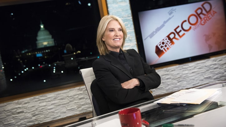 Greta Van Susteren Is Out at MSNBC Just Shy of Six-Month Mark