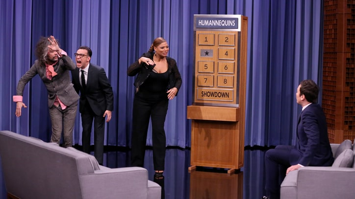 Watch Wayne Coyne, Queen Latifah, Fred Armisen Play 'Humannequins'