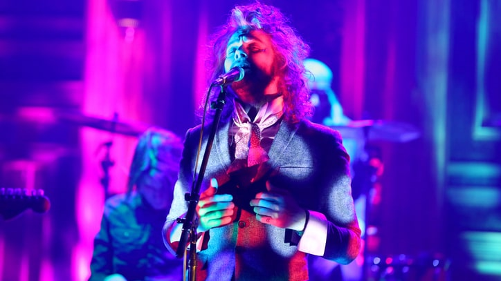 Watch Flaming Lips Perform Mesmerizing 'The Castle' on 'Fallon'