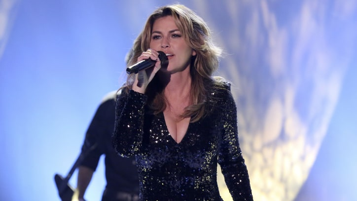 Shania Twain Announces Headlining 2018 Now Tour
