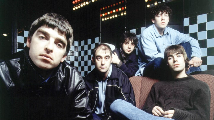 Hear Oasis' Live 'My Big Mouth' From 'Be Here Now' Reissue