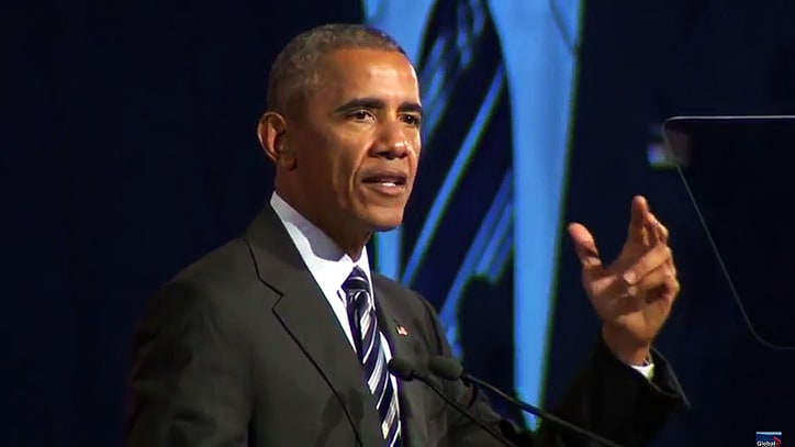 Barack Obama Refutes Authoritarianism: 'The Future Does Not Belong to Strongmen'