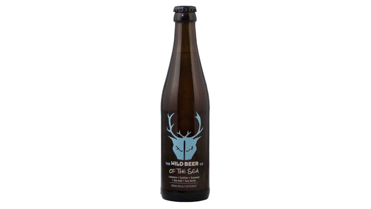 This Bisque-Inspired Beer from Wild Beer Co. was Brewed With 30 Lobsters