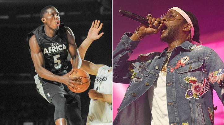 Victor Oladipo, 2 Chainz Call Out Trump's Anthem Comments in New Single