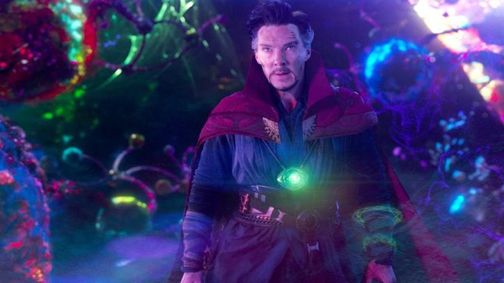 How 'Doctor Strange' Went From Marvel Superhero to Movie Star