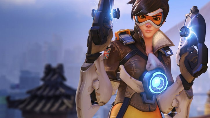 Today In Games: 'Overwatch', 'Elder Scrolls Online' and 'Mass Effect'