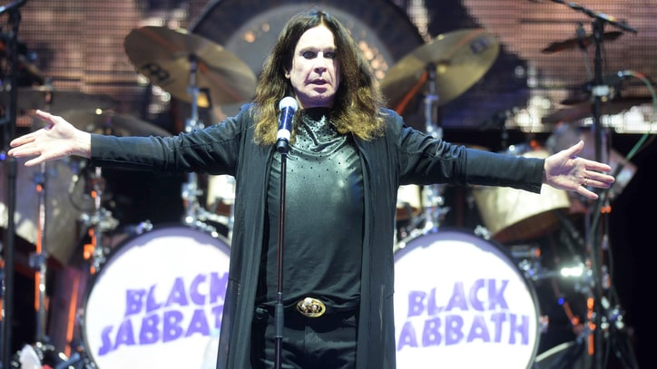 Ozzy Osbourne Talks New Solo Album, Legalizing Marijuana