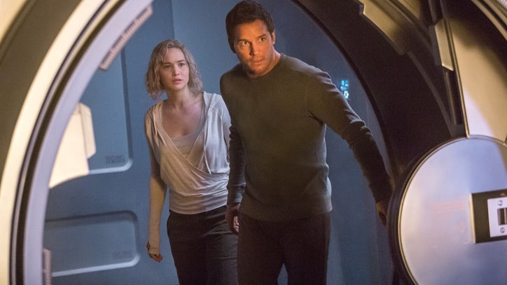 'Passengers' Review: Pratt, Lawrence Sci-Fi Romance Isn't Worth the Trip