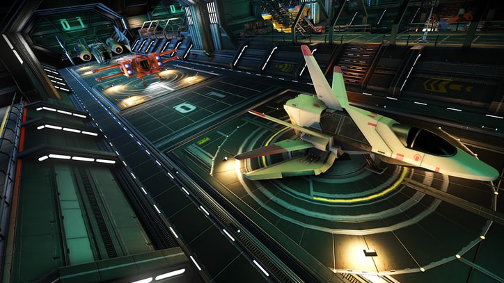 'No Man's Sky' Update Includes New Vehicles, a Photo Mode, and 4K Visuals