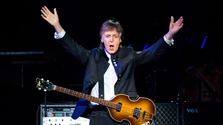 Paul McCartney: Trump's Refusal to Recognize Climate Change Is 'Madness'