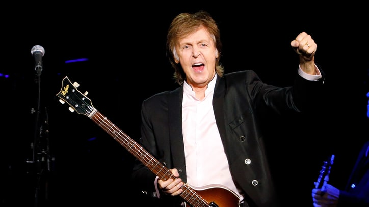 Paul McCartney Narrates Short Film on Climate Change, Animal Agriculture