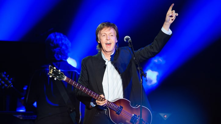 Paul McCartney Talks VIP Soundcheck Shows: 'It's a Tribal Ritual'