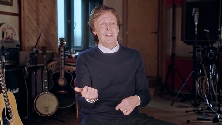 See Paul McCartney, Ringo Starr Recall Beatles Standing Up to George Martin