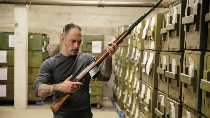 Shooting the Breeze with 'The Weapon Hunter'