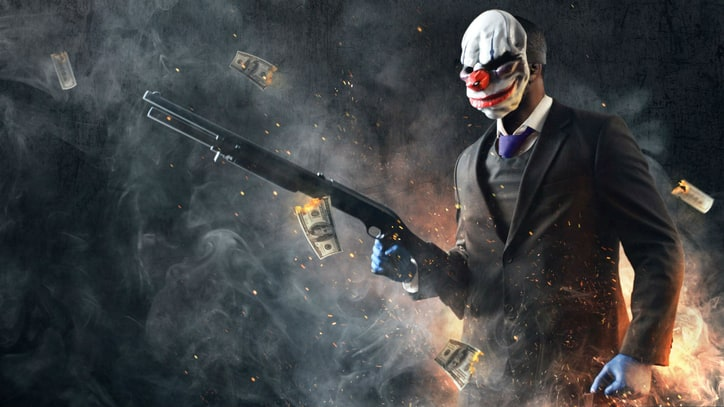 'Payday 2' is Bringing Bank Robbing to VR