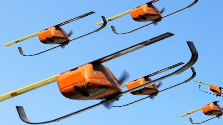 How Intelligent Drones Are Shaping the Future of Warfare