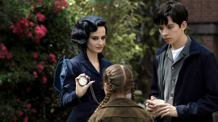 'Miss Peregrine's Home for Peculiar Children' Review: Tim Burton Returns