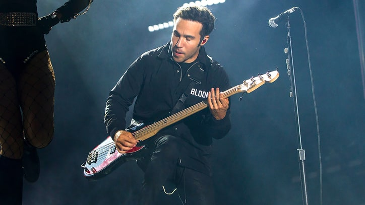 Pete Wentz on New Fall Out Boy LP: 'Sometimes You Need a Hard Restart'