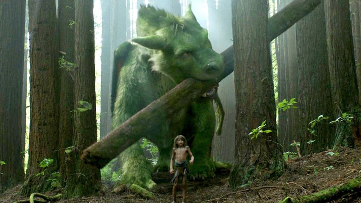 'Pete's Dragon' Review: Finally, a Summer-Movie Remake That Works
