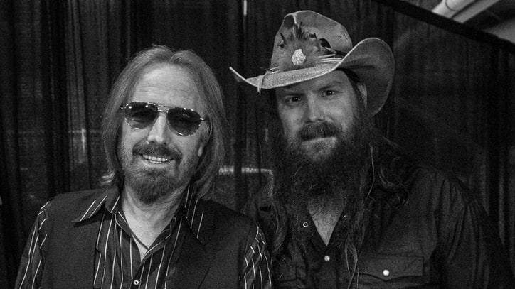 Chris Stapleton Ships 'Broken Halos' to Radio, Opens for Tom Petty