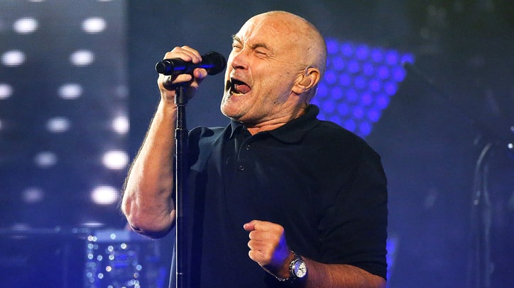 Phil Collins Postpones Two Shows After 'Severe Gash' on Head