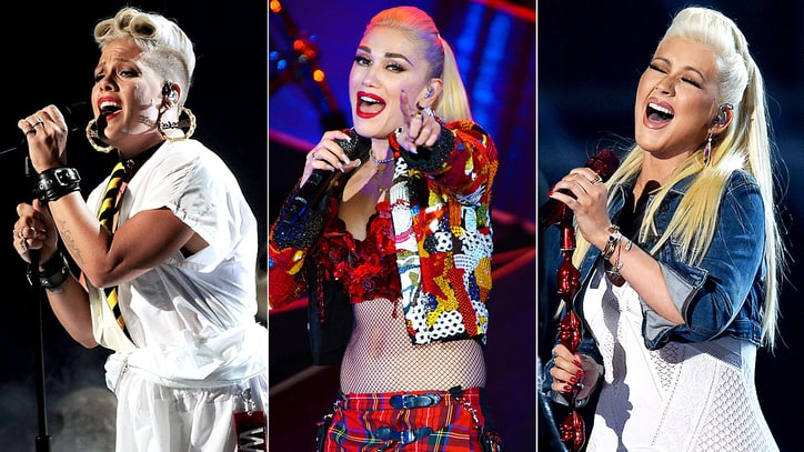 New Pink, Gwen Stefani, Christina Aguilera Songs to Appear on Compilation